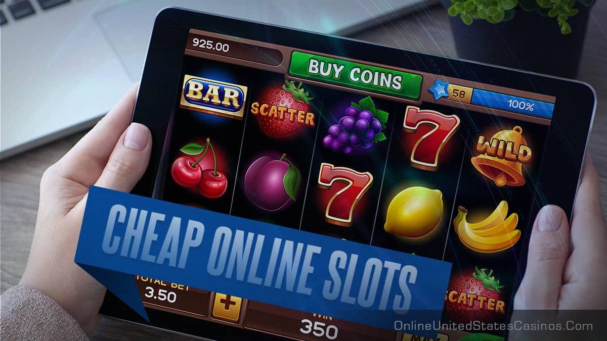 cheap online slots